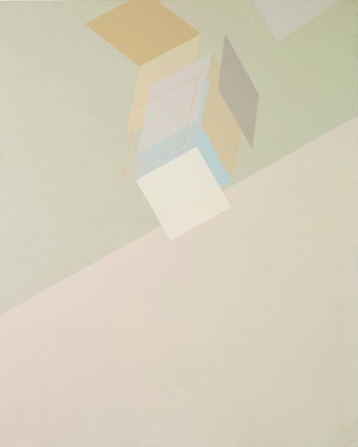 , 'Simultaneity,' 1977, The Columns Gallery