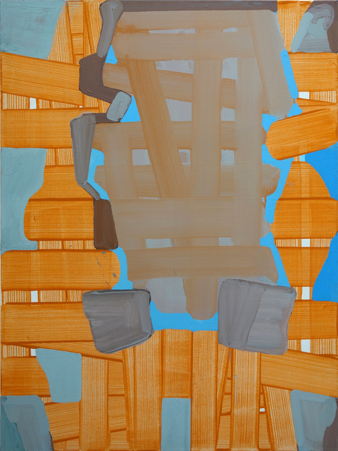 , 'Roll Back the Stone,' 2014, George Lawson Gallery