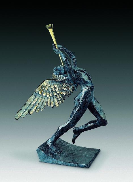 Salvador Dalí, 'Triumphant Angel', 1976, Sculpture, Bronze lost wax process, Dali Paris