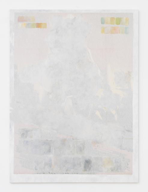 , 'Penitencier des femmes perverses,,' 2016, Johannes Vogt Gallery