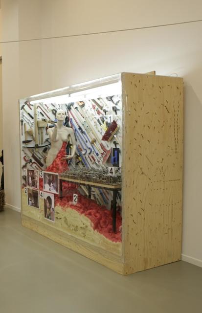 , 'Tool Vitrine,' 2009, Alfonso Artiaco