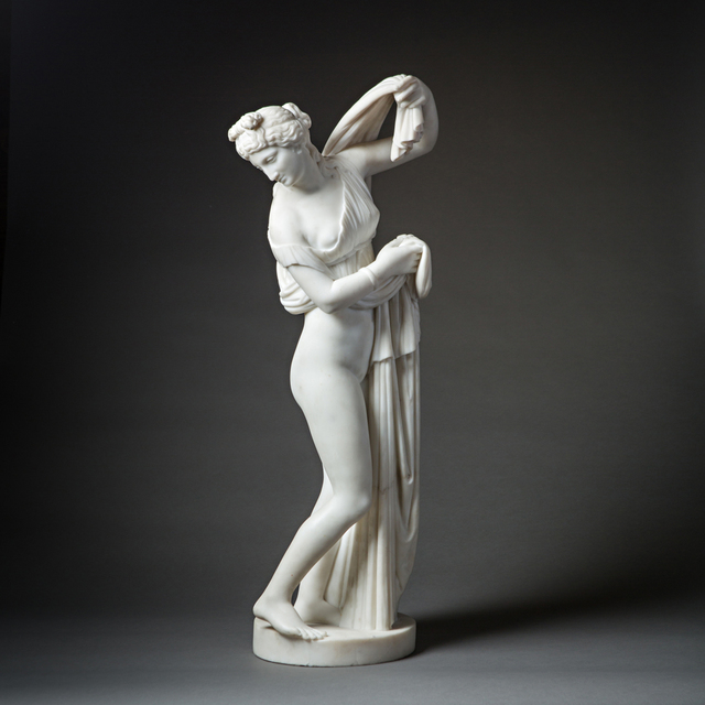 Unknown Artist, 'Marble Statue of the Aphrodite Kallipygos', 1800-1900, Barakat Gallery