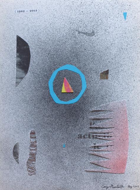 , 'Corey Monteith,' 2013 , Laroche/Joncas