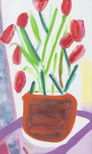 , 'Studio Flowers #40,' 2016, JGM Gallery
