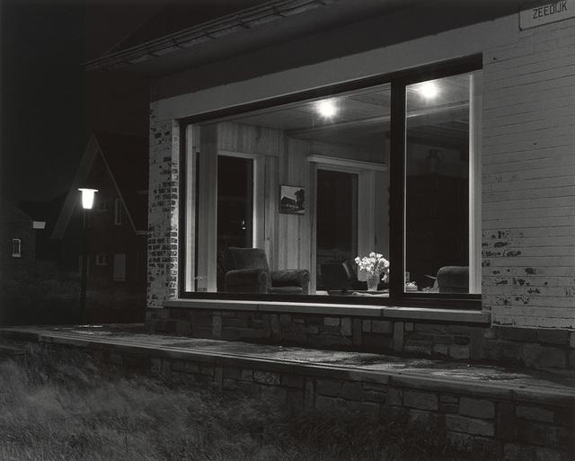 , 'Zeebrugge Belgique (0881-80-55),' 1980-1987, Galerie Les filles du calvaire