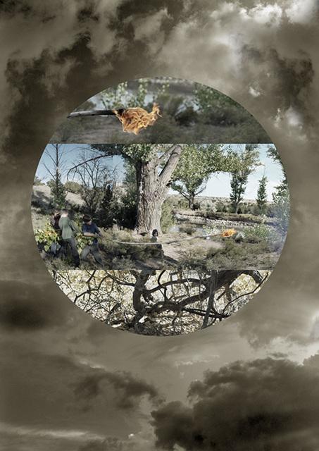, 'Fall Equinox (mandala) ,' 2009, David Richard Gallery