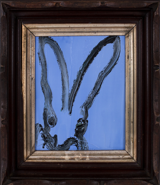 , 'Blue Bunny,' 2017, New Gallery of Modern Art