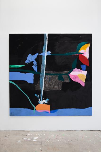, 'Water falling on flower,' 2017, Downs & Ross