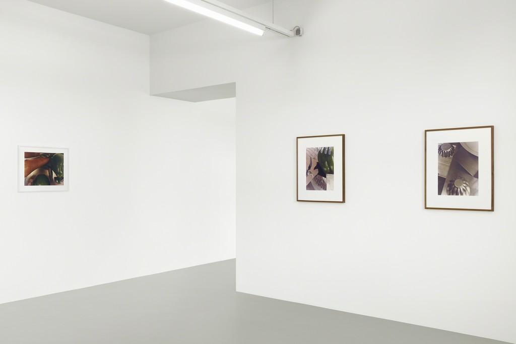 Jan Groover Exhibition view GAK Gesellschaft für Aktuelle Kunst, 2017 Photo: Tobias Hübel