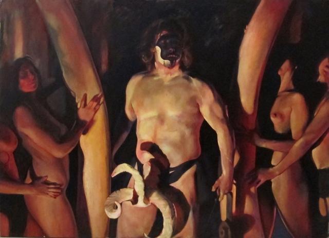 , 'Portrait as a man,' , Amstel Gallery
