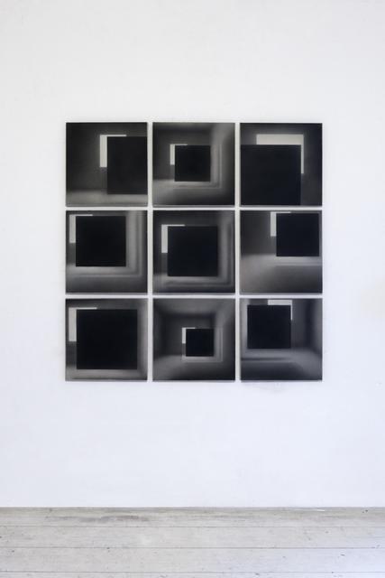 , 'Sans titre, 2016 (polyptyque),' 2016, Ditesheim & Maffei Fine Art