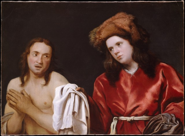 Michael Sweerts, 'Clothing the Naked', ca. 1661, The Metropolitan Museum of Art