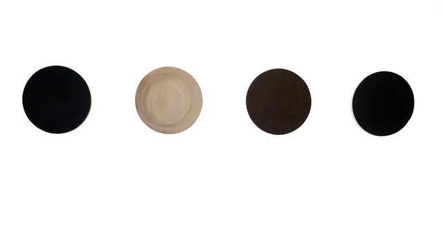 , 'Expresso, Cappuccino, Macchiato, Americano,' 2012, Galerie Emmanuel Hervé