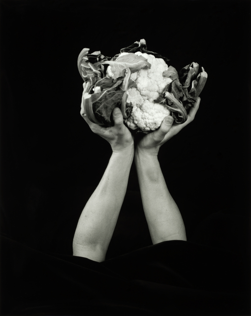 Dale M. Reid, 'Cauliflower', 2019, Photography, Silver gelatin, JL Phillips Gallery