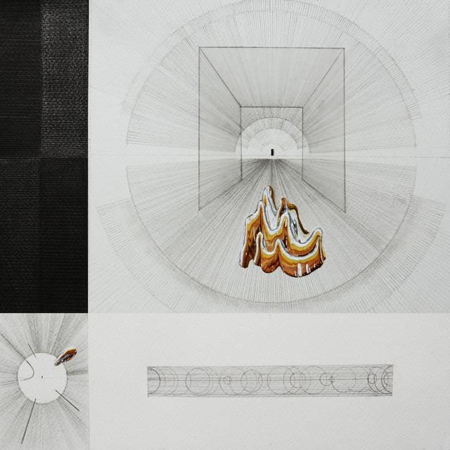 , 'Space Odyssey - Chronosphere,' 2017, ATHR