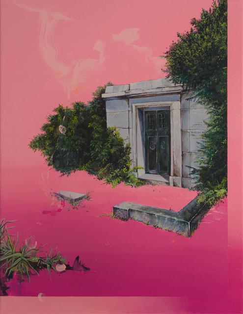 , 'Interred within,' 2018, Alden Gallery