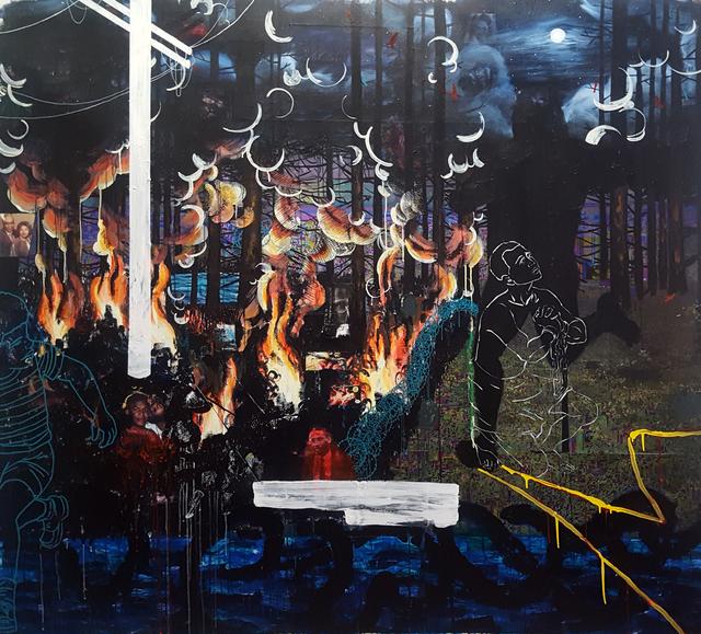 , 'Hallmarks,' 2018, Zevitas Marcus