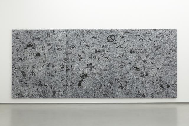 , 'all - untold - nights,' 2013, Tomio Koyama Gallery
