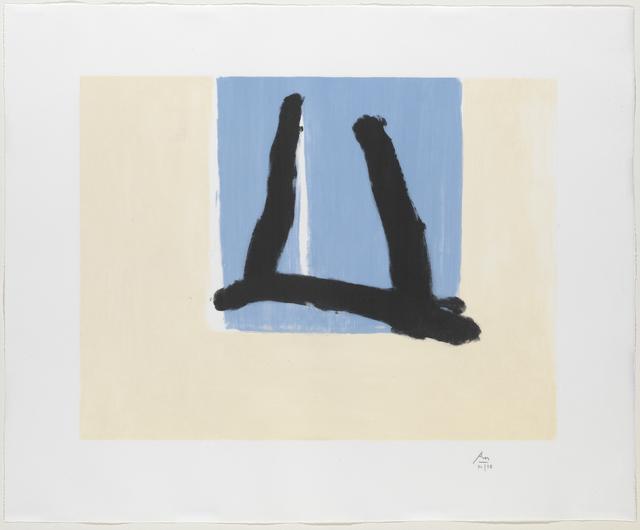 , 'Summer Sign,' 1990, Bernard Jacobson Gallery