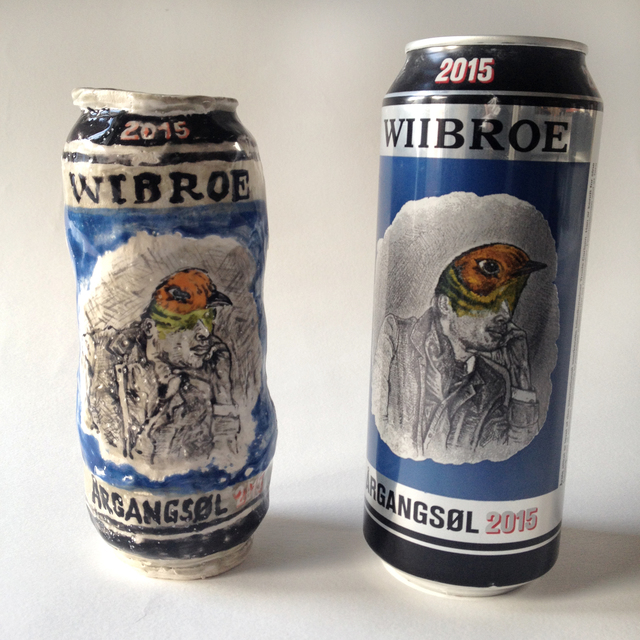 , 'Wiibroe Beer (By Troels Carlsen),' 2015, V1 Gallery