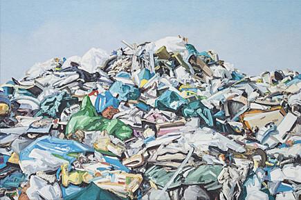 , 'Landschaft 29/V,' 2008, Galerie Boisseree