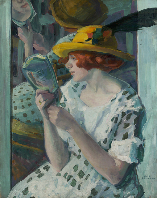 , 'The Flapper,' ca. 1929, Somerville Manning Gallery