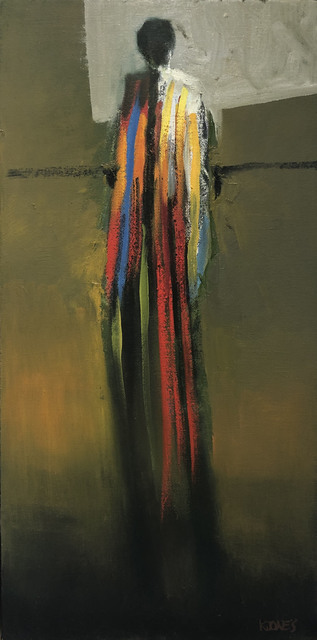 Kathy Jones, 'By the Window', 2019, Patricia Rovzar Gallery