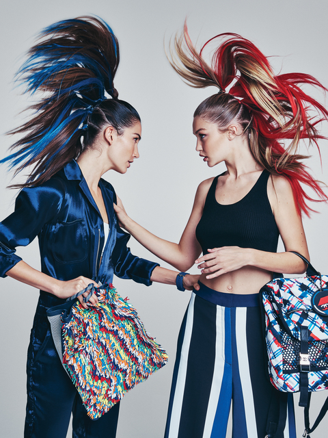 , 'Gigi and Lily, New York, Vogue,' 2016, Staley-Wise Gallery