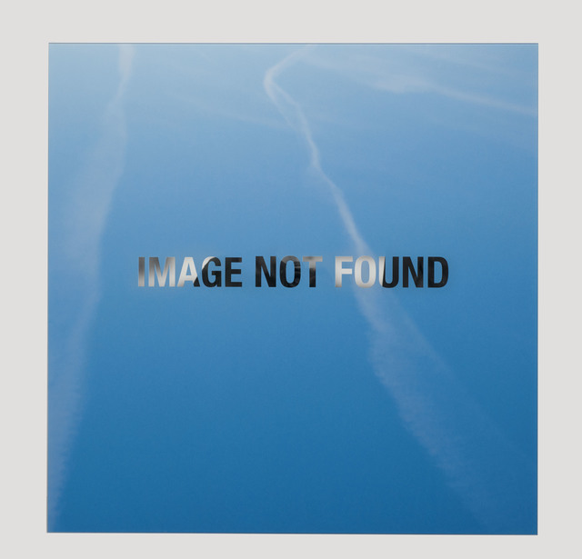 , 'Image not found,' 2015, Meessen De Clercq
