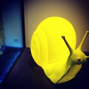 , 'Snail (Mini) (Yellow),' , Galleria Ca' d'Oro