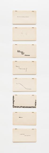 , 'Sem Título,' 2010, Mendes Wood DM