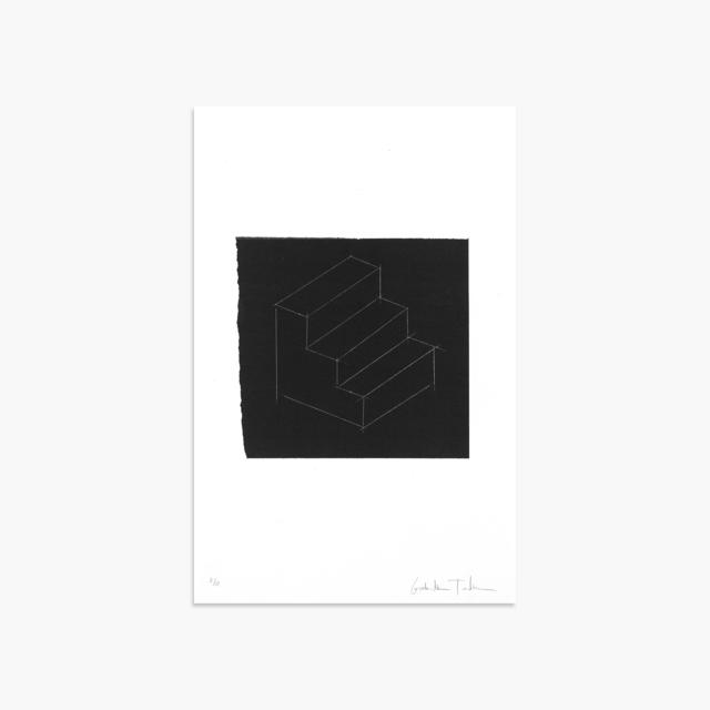 , 'Score Stair,' 2018, Tappan