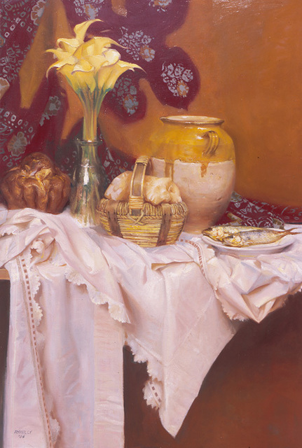 , 'Lilies and Smoked Fish,' 2006, Gallery NAGA