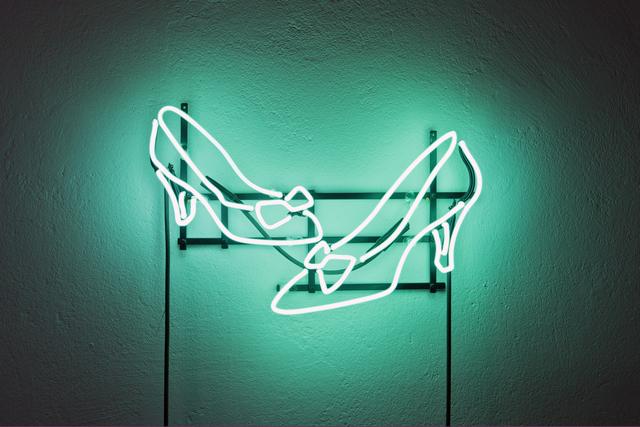 , 'Shoes,' 2018, Ncontemporary