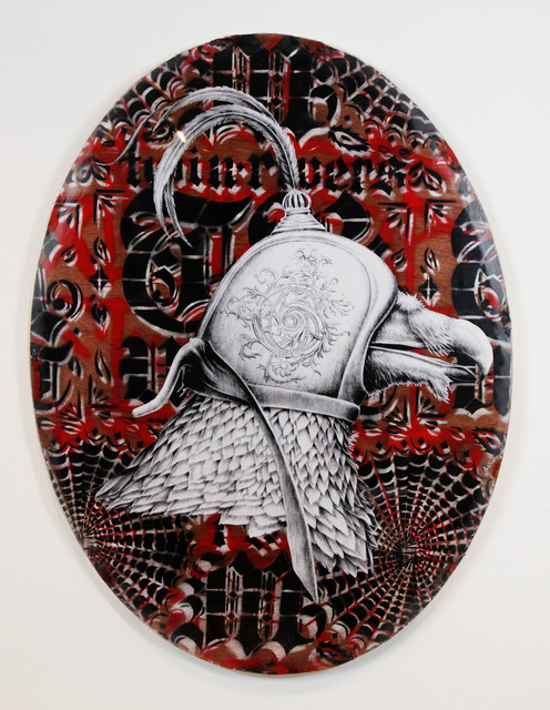, 'G Vulture,' 2013, Jonathan LeVine Projects