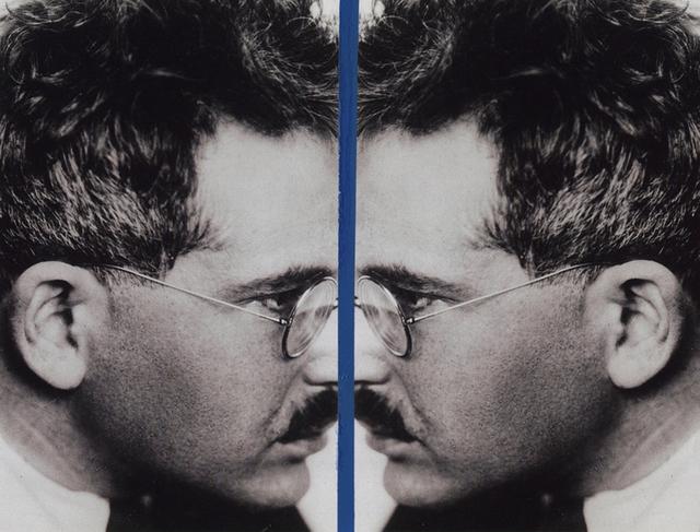 , 'Split Representation / Walter Benjamin,' 2013, Charim Galerie