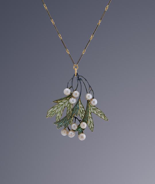 , 'Lalique Pendant,' 1901, A. Aardewerk Antiquair Juwelier