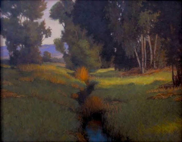 , 'Down By the Creek,' , Zenith Gallery