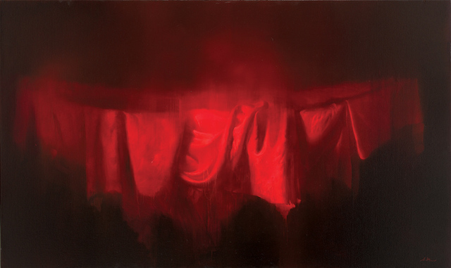 , 'The Red Memory1 紅色的記憶-1,' 2009, Double Square Gallery