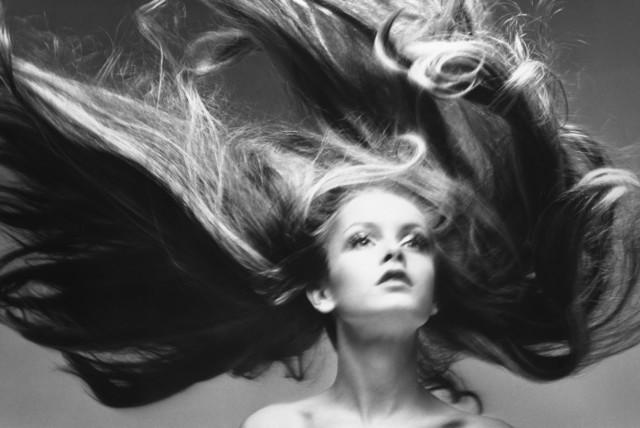 , 'Twiggy, Hair by Ara Gallant, Paris Studio,' 1968, Bernheimer Fine Art