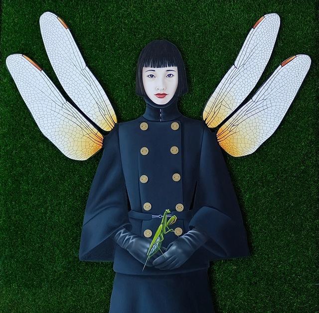 , 'Radioactive,' 2019, Peimbert Art
