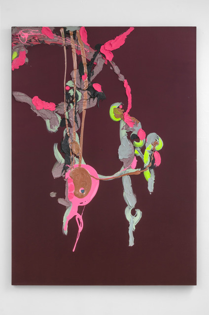 , 'Burgundy Fruit,' 2010, LAUNCH LA