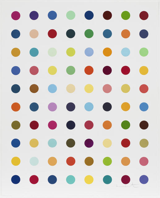 Damien Hirst, 'Gly-Gly-Ala', 2016, Upsilon Gallery
