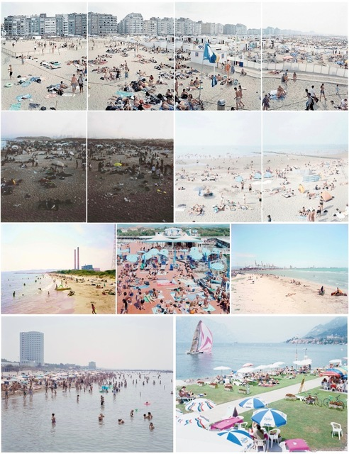 Massimo Vitali, 'Landscapes with figures (13)', Unknown, Kunzt Gallery