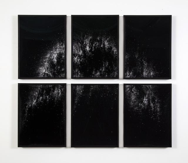 , 'Milky Way G6A,' 2017, Yossi Milo Gallery