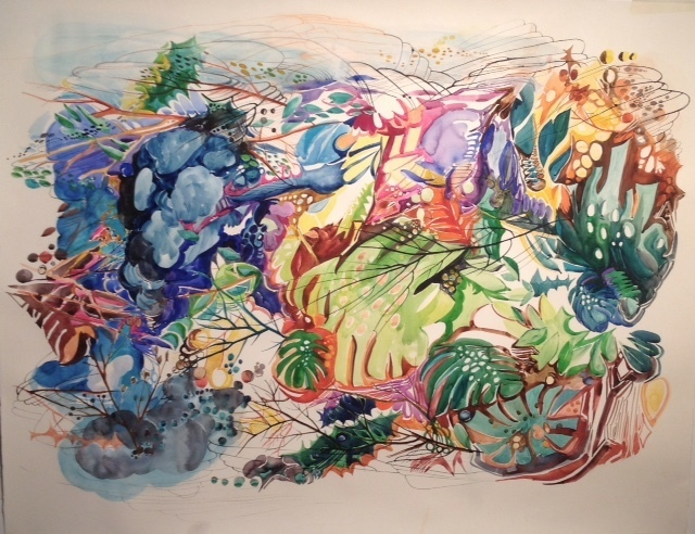 , 'Vergel,' 2014, OSME Gallery