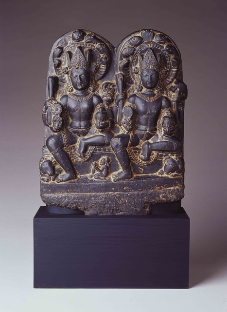 , 'Two Naga,' 10th century, Rossi & Rossi