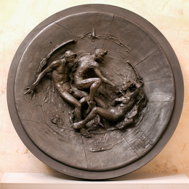 , 'Platón Tres III,' 2012, Terreno Baldío