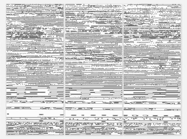 , 'Data Horizon ,' 2017, David Richard Gallery