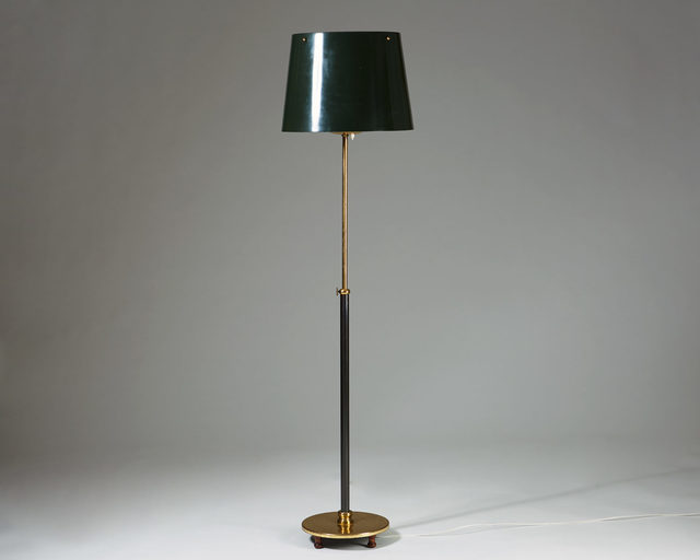 , 'Floor lamp,' 1950-1959, Modernity
